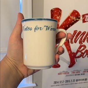 "Other - $15 SPECIAL! ""VOTES FOR WOMEN""  Mug FEMINIST"